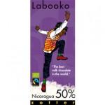 ZOTTER LABOOKO NICARAGUA ΣΟΚΟΛΑΤΑ ΓΑΛΑΚΤΟΣ 50% ΒΙΟ 70 γρ.