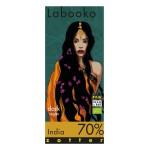 ZOTTER LABOOKO INDIA 70% BIO 70 γρ.