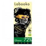 ZOTTER LABOOKO GHANA 72% BIO 70 γρ.