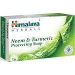 HIMALAYA ΣΑΠΟΥΝΙ NEEM & TURMERIC PROTECTING 75 γρ.
