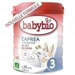 BABYBIO CAPREA 3 ΒΡΕΦΙΚΗ ΦΟΡΜΟΥΛΑ ΑΝΑΠΤΥΞΗΣ ΑΠΟ ΚΑΤΣΙΚΙΣΙΟ ΓΑΛΑ ΣΕ ΣΚΟΝΗ ΑΠΟ 10 ΜΗΝΩΝ ΒΙΟ 800 γρ.