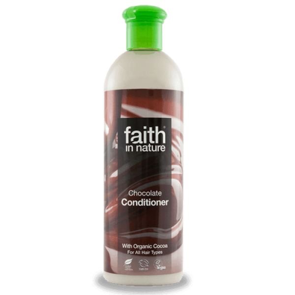 FAITH IN NATURE ΜΑΛΑΚΤΙΚΟ ΣΟΚΟΛΑΤΑ 400 ml