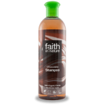 FAITH IN NATURE ΣΑΜΠΟΥΑΝ ΜΕ ΣΟΚΟΛΑΤΑ  400 ml