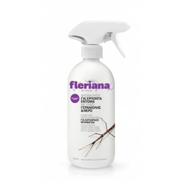 FLERIANA ΦΥΣΙΚΟ ΚΑΤΣΑΡΙΔΟΚΤΟΝΟ 400 ml