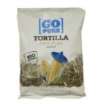 GO PURE TORTILLA CORN CHPS ΒΙΟ 125 γρ.