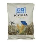 GO PURE TORTILLA CORN CHPS ΒΙΟ 125 γρ.