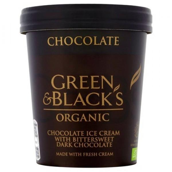 GREEN & BLACK'S ΠΑΓΩΤΟ ΣΟΚΟΛΑΤΑ ΒΙΟ 500 ml.