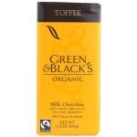 GREEN & BLACK'S ΣΟΚΟΛΑΤΑ ΓΑΛΑΚΤΟΣ ΜΕ ΚΑΡΑΜΕΛΑ ΒΙΟ 100 γρ.