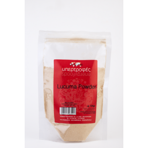 HEALTH TRADE LUCUMA POWDER ΒΙΟ 125 γρ.