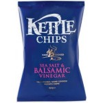 KETTLE POTATO CHIPS HAND COOKED ΜΕ ΒΑΛΣΑΜΙΚΟ 150 γρ.