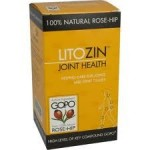 LITOZIN ROSE HIP 750mg, 90 caps