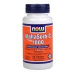 NOW ALPHASORB-C 1000 60 tabs