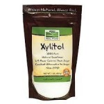 NOW HEALTHY FOODS XYLITOL 454 γρ.