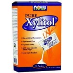 NOW PURE XYLITOL PACKETS 75 τεμ.