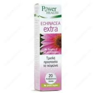 POWER HEALTH ECHINACEA EXTRA 20 tabs