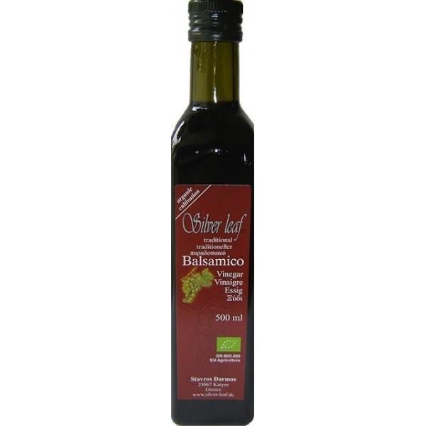 SILVER LEAF ΞΥΔΙ ΒΑΛΣΑΜΙΚΟ ΒΙΟ 500 ml