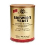 SOLGAR BREWER'S YEAST 400 γρ.