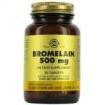 SOLGAR BROMELAIN 500 mg, 30 tabs