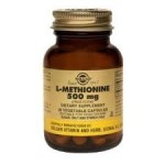 SOLGAR L-METHIONINE 500mg, 30 caps