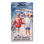 STARBROOK AIRLINES ΣΟΚΟΛΑΤΑ ΓΑΛΑΚΤΟΣ ΜΕ ΦΟΥΝΤΟΥΚΙΑ 400 γρ.