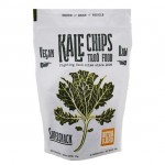 TROO FOOD RAW KALE CHIPS MUSTARDA & CHIA ΒΙΟ 35 γρ.