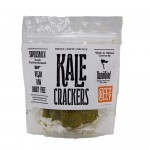 TROO FOOD RAW KALE CRACHERS CHEEZY ΒΙΟ 50 γρ.