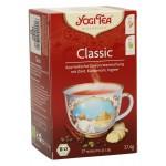 YOGI TEA CLASSIC (ΡΟΦΗΜΑ ΚΑΝΕΛΑΣ ΓΙΑ ΖΩΝΤΑΝΙΑ) ΒΙΟ 17 φακ.
