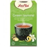 YOGI TEA GREEN JASMINE (ΓΙΑ ΠΡΑΣΙΝΗ ΔΙΑΙΤΑ) ΒΙΟ 17 φακ.