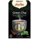 YOGI TEA GREEN TEA (ΠΡΑΣΙΝΟ ΤΣΑΙ )ΒΙΟ 17 φακ.