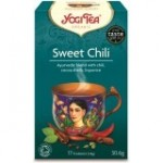 YOGI TEA SWEET CHILI ΒΙΟ 17 φακ.