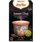 YOGI TEA SWEET TEA (ΓΛΥΚΟ ΤΣΑΙ) ΒΙΟ 17 φακ.