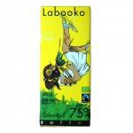 ZOTTER LABOOKO COLOMBIA ΜΑΥΡΗ ΣΟΚΟΛΑΤΑ 75% ΒΙΟ 70 γρ.