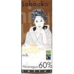 ZOTTER LABOOKO NICARAGUA ΣΟΚΟΛΑΤΑ ΓΑΛΑΚΤΟΣ 60% ΒΙΟ 70 γρ.