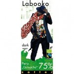 ZOTTER LABOOKO PERU QUINACHO ΜΑΥΡΗ ΣΟΚΟΛΑΤΑ 75% ΒΙΟ 65 γρ.
