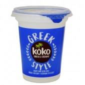 KOKO DAIRY FREE GREEK STYLE ΕΠΙΔΟΡΠΙΟ ΓΙΑΟΥΡΤΙΟΥ ΚΑΡΥΔΑΣ 400 γρ.